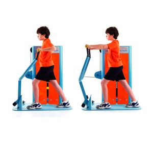 SWITCHING KIDS - Chest Press