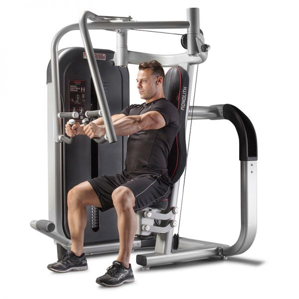 VERTICAL CHEST PRESS CIRCULAR