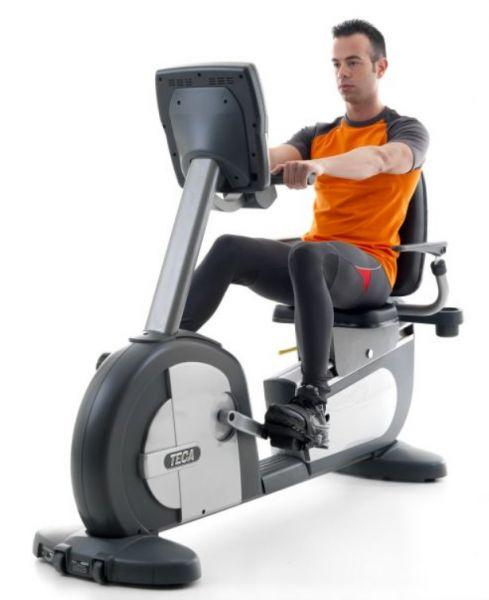 Recumbent Bike TECA-T3R - Gama Cardio