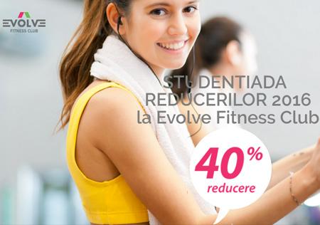 Evolve Fitness Club - Cluj-Napoca Site: www.evolve-fitness.ro